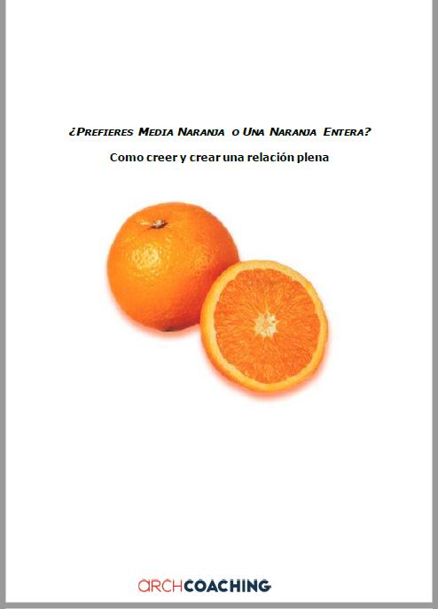 Libro-Manual ¿Quieres ser la media naranja o la naranja entera?